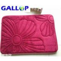 Memory foam embroidery mats