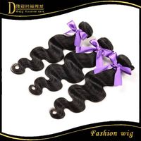 Factory Wholesale Straight/ Body Wave/Loose Wave/ Curly Hair Extensions