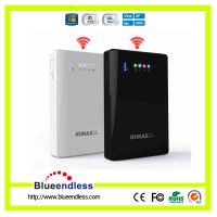 2.5 Inch WiFi HDD Enclosure 300M Router 4000mAH Power Bank