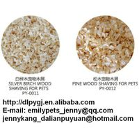 China Emily pets Wood Flake for small animals (hamster, chinchilla and rabbit)