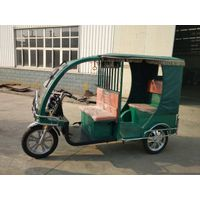 V4 electric tricycle