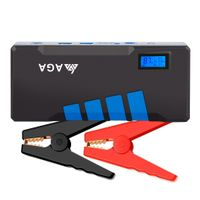 Car Jump Starter Power Bank Product name and Black Color car battery charger