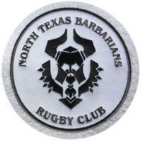 EMB064 embroidered patch, embroidery patch, embroidered badge emblem, embroidery badge emblem thumbnail image
