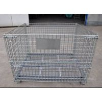 storage cage foldable