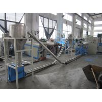 Air Cooling Type PE Film Plastic Granulating Machine