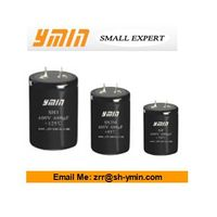 16V~450V, 100uF~56000uF SNAP-IN TYPE ALUMINUM ELECTROLYTIC CAPACITORS 3000hours~12000hours