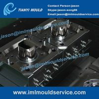 500g pp thinwall plastic container box mould