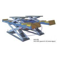 WLD-35D/35DL/35DLL double deck wheel alignment car scissor lift 3500kg thumbnail image