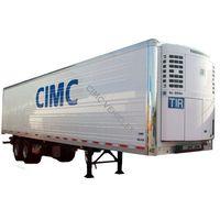 40ft Reefer Semi-trailer Aluminum Panels type thumbnail image