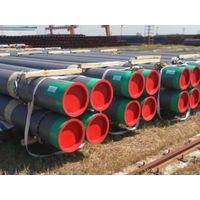 ERW/Seamless steel pipe for Liquid Transporting used as tubingandcasingpipeline