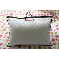 clear pvc bedding bag