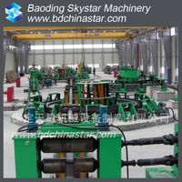 High Frequency Welded H Beam/ I Beam Production Line