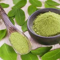 100% Organic moringa leaf powder