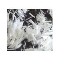 Ultra short cut polyester fiber