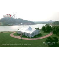 300 People Wedding Tent with High Peak for Outdoor Weddings and Parties