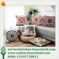 Yishen-Household NO MOQ embroidery sofa cushion cover hot on Amazon eba