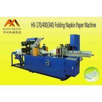 HX-170/400(340) Folding Napkin Paper Machine