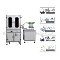 Auto Optical Fastener Inspection Machine