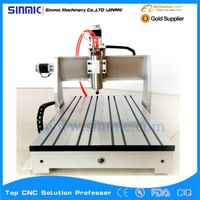 Hot sale!!!China AD SHOP mold manufacturing desktop wood cnc router 6040
