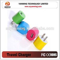 mobile usb travel charger adapter for samsung mobile phone