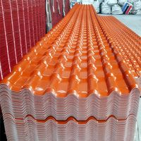 High Quality Fire Proof Asa Synthetic Resin Roof Tile thumbnail image