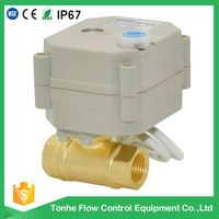 "OEM ODM DN10 series high quality electric cw617n ball valve 1/4"" 3/8'' 1/2'' 3/4"""
