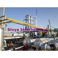Tyre recycling oil plant in India