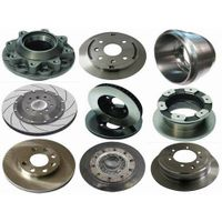 Auto brake discs-auto spare parts thumbnail image