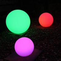 LED decorative ball lights