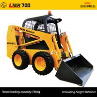 Lier -700 Mini Wheel loader