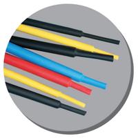 Halogen-free flame retardant environmental protection heat shrinkable tubing