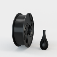 Manufacturing Price 1.75mm PLA Carbon Fiber 3D Printer Filament thumbnail image