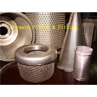 Perforated Filter Element