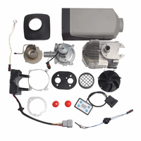 5000W Diesel Auto Heater 12V Air Parking Heater thumbnail image