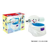 Hot sale BABY Musical Potty Chair