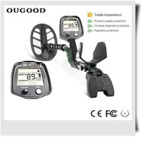 Deep earth metal detector, detector de metales, gold metal detector scanner made in china