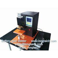 Battery spot welder for 18650 battery pack
