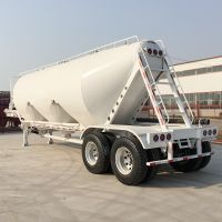55 Ton Cement Bulker Trailer for sale