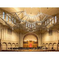 Space Frame Light Steel Structure Roof for Concert
