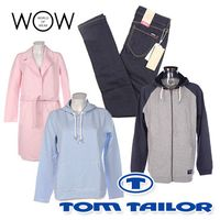 Wholesale TOM TAILOR clothes for men and women