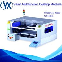 Smart SMT460 Pick and Place Machine for smd components LED Pick and Place
