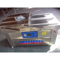 factory price for double chamber/room food vacuum packing machine/vacuum sealer
