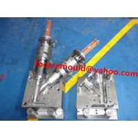 PVC wye mold collapsible thumbnail image