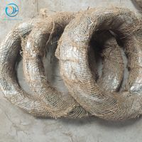 China Factory Soft galvanized iron binding wire/Q195 low carbon iron wire thumbnail image