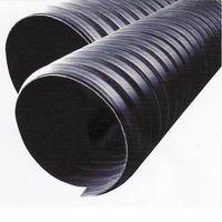 PE Steel Band Enhancement Spiral Corrugated Pipe thumbnail image