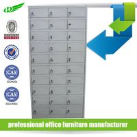 Box style steel muti-door locker
