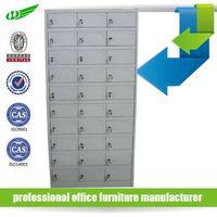 Box style steel muti-door locker