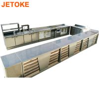 Stainless Steel Bar Counters