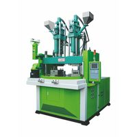 Multi color/material plastic injection molding machine
