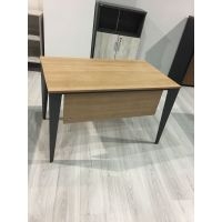 Modern Design Single And Couple Commercial School Furniture Desk From Turkey thumbnail image